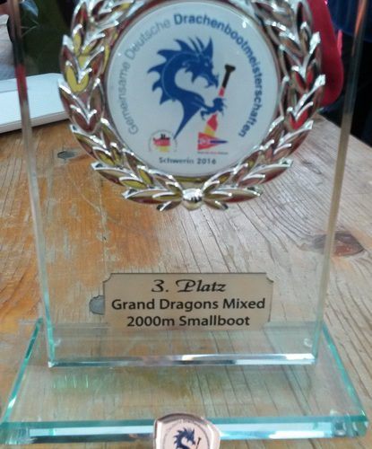 5. Gemeinsame Deutsche Drachenbootmeisterschaften 2016